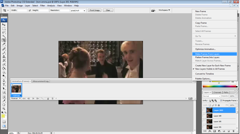 DIY: Membuat Animasi GIF dari Video dengan Adobe Photoshop